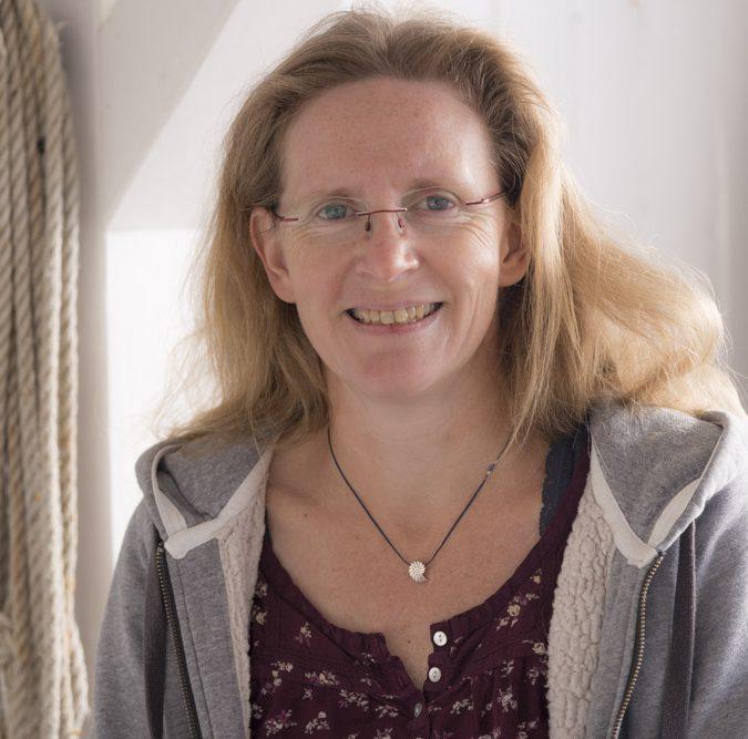 Dipl. Biol. Martina Mühl